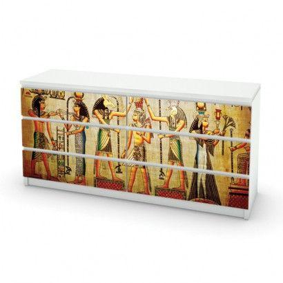 Egyptian Ikea Cover.