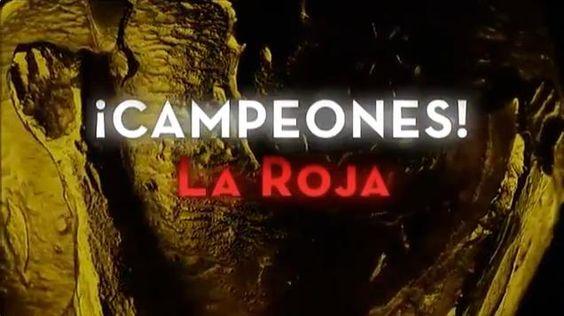 ¡Campeones! La Roja (TV) (2012) - FilmAffinity