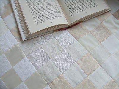 Mias Landliv: The creamy quilt