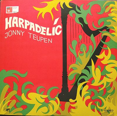 Jonny Teupen Harpadelic