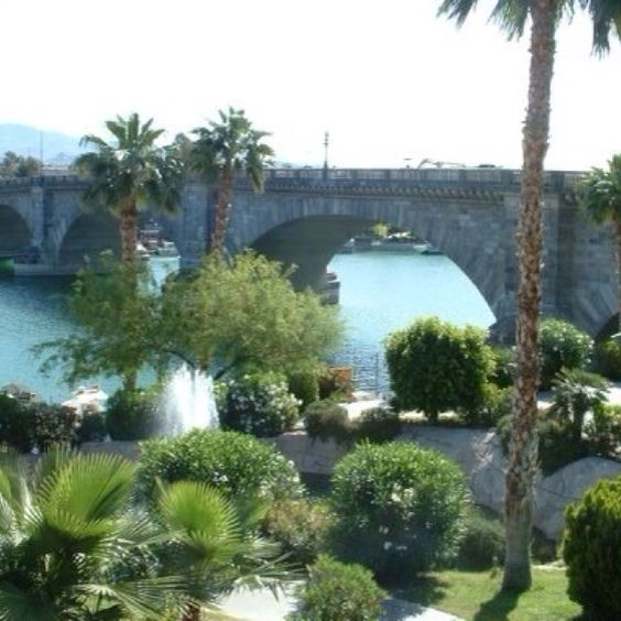 London Bridge in Lake Havasu, Arizona is really cool to see.: Favorite Places Spaces