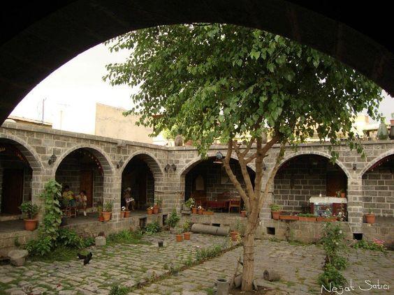 Los lugares mas destacados de Diyarbakır