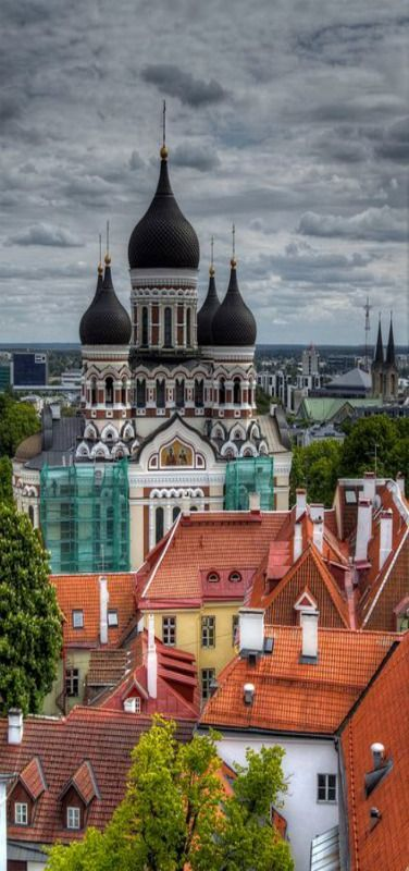 Old Town, Tallinn, #Estonia Would you like to #invest in #Estonia? http://www.lawyersestonia.com/estonian-legislation-for-foreign-investments