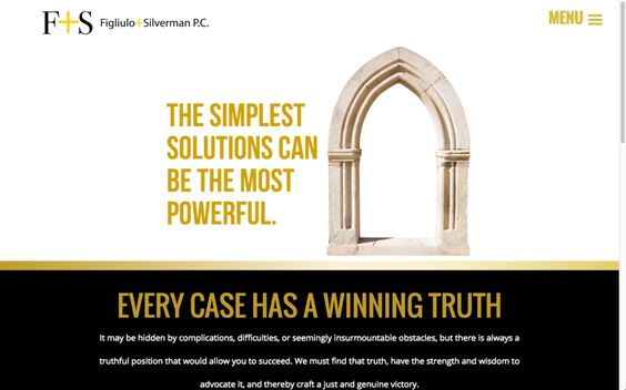 Creative print advertising strategy Jones Foster law firm Law - erisa attorney sample resume