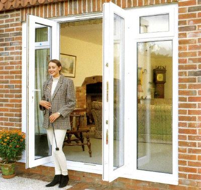 Back patio door home inspiration pinterest sliding for French doors back porch
