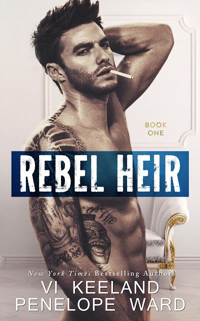 Cover Reveal: REBEL HEIR by PENELOPE WARD