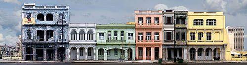 Tolles Bild von Larry Yust, Havana, El Malecon #8, 2008 / 2012 © www.lumas.de/ #Lumas