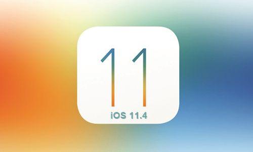 iOS 11.4 Çıktı!