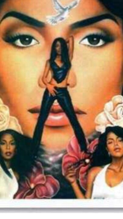 Aaliyah Haughton art One of the most talented and most beautiful ppl in the industry. She is sorely missed....RIP Aaliyah.....