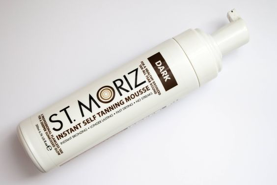 st moritz dark mousse just as good as st tropez and the. Black Bedroom Furniture Sets. Home Design Ideas