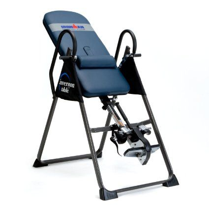 Ironman Gravity 4000 Inversion Table: