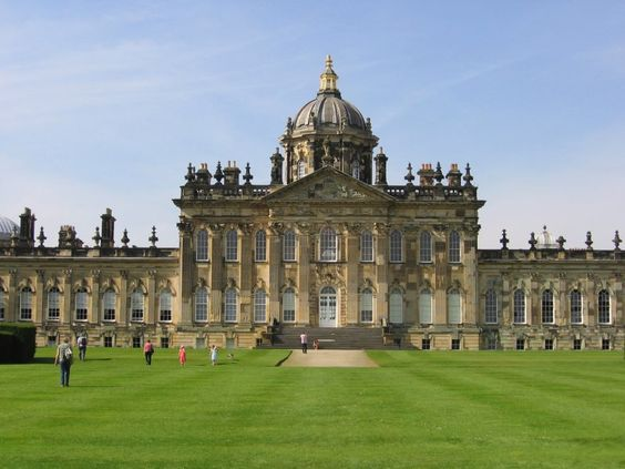 Castle Howard ~ North Yorkshire, England