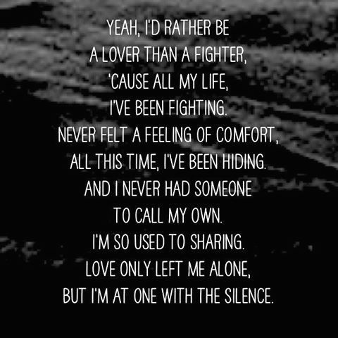 Image Result For Silence Marshmello Lyrics Id Rather Be A Lover