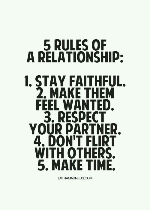 Mean What Relationship A Be It To Committed In Does