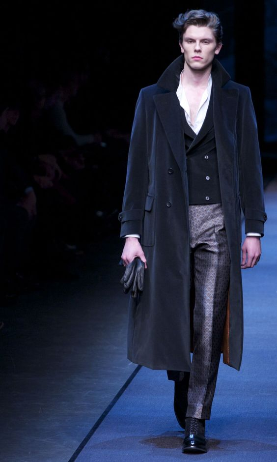 Winter Fashion Trends 2013 Canali