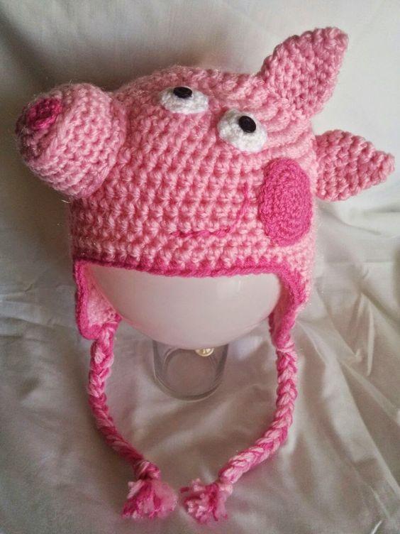 peppa pig - Buscar con Google | crochet | Pinterest | Peppa Pig