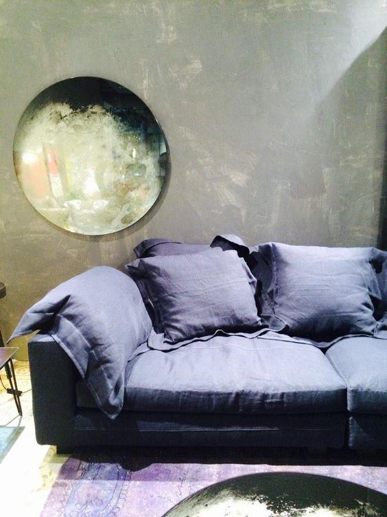 A nice setting of @DIESEL Living designs for Moroso at 4141 Design #morosoallovermiami #ArtBasel