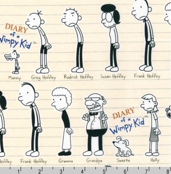 Diary of a Wimpy Kid C...