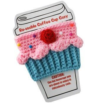 Cupcake Coffee Cozy