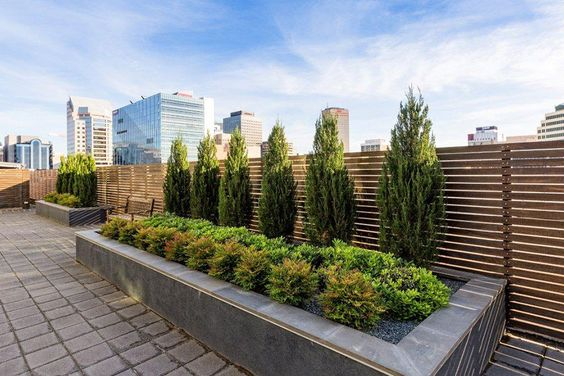 rooftop garden commercial - Google Search