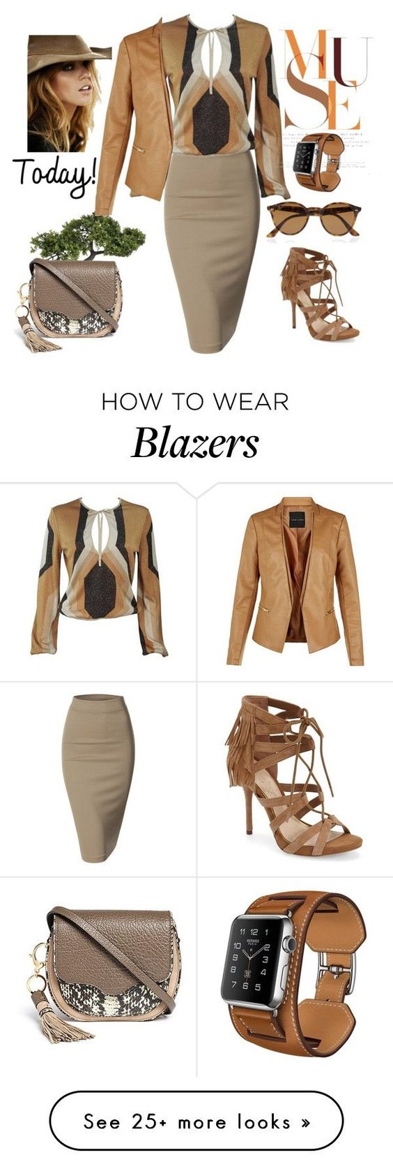 """""""Today"""" by jovana-p-com on Polyvore featuring Doublju, Gucci, Jessica Simpson, Rebecca Minkoff, Ray-Ban, women's clothing, women, female, woman and misses"""