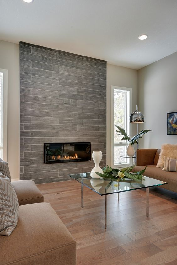 Modest Fireplace Home Decor