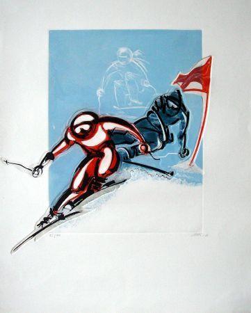 Albertville Olympics 1992