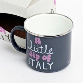 Enamel Coffee Mug - Merchandise / Gifts