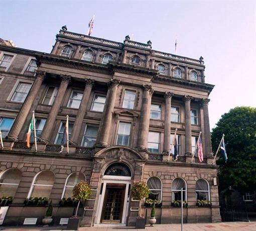 Hotel Deal Checker - The George Hotel Edinburgh http://www.HotelDealChecker.com/