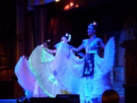 Evening shows features different performances each evening