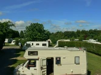 Plenty of space for caravans and campers, Arosa Caravan And Camping Park
