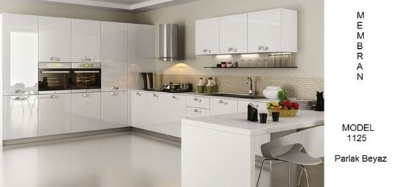 Italian Modern Design Kitchens - One by Ernestomeda Kitchen - ernestomeda barrique