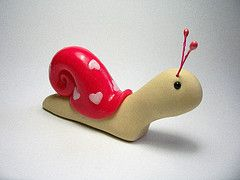 snail #clay #inspiration