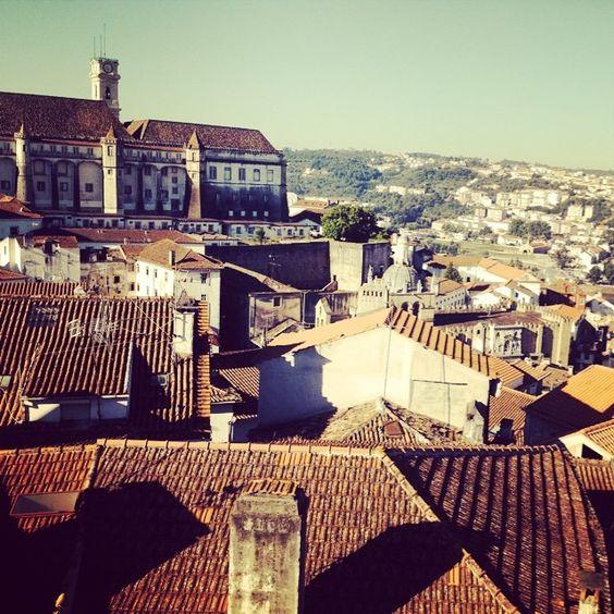 Último dia no No10, vou ter saudades disto. #Coimbra