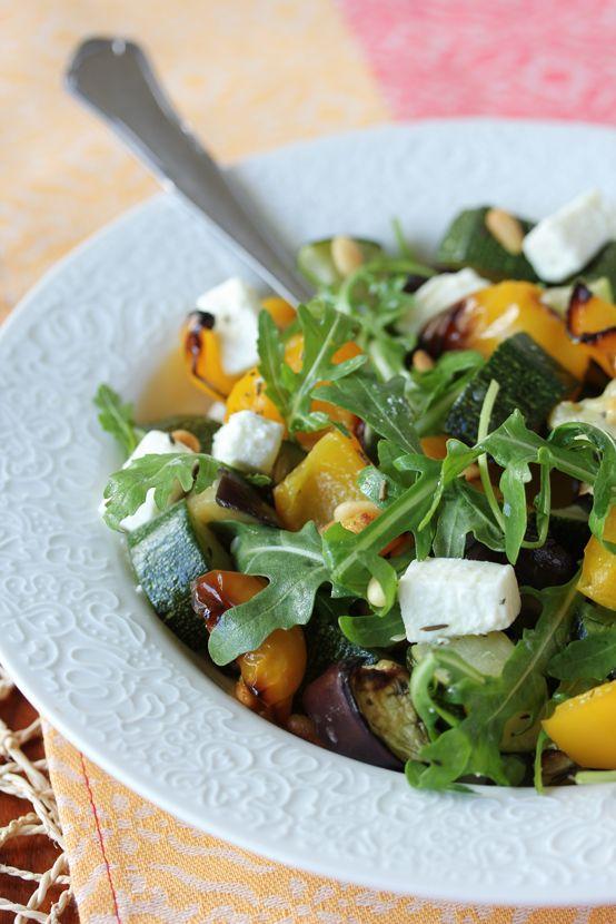 Gezonde makkelijke salads recipes