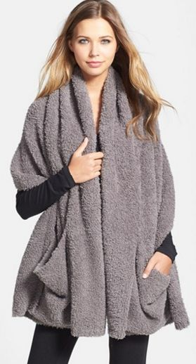 The softest travel shawl you'll ever own