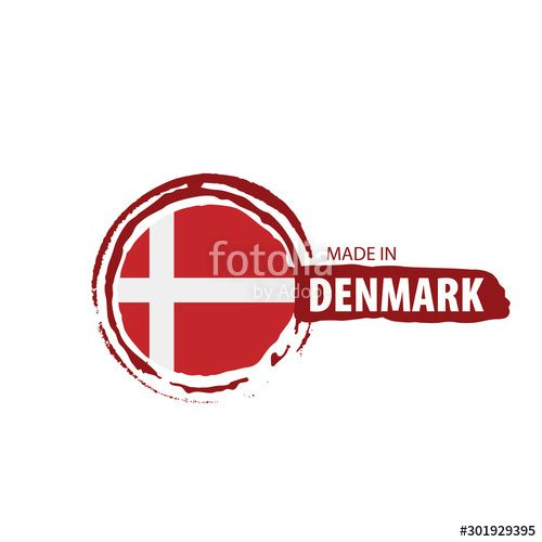 Denmark Flag Vector Illustration On A White Background Ad Vector Flag Denmark Background White Ad In 2020 Denmark Flag Vector Illustration Denmark