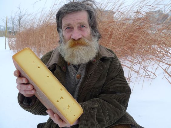 From a story about Quebec cheesemakers affected by a Lysteria outbreak. Featured in socheese.fr, a French online cheese magazine.