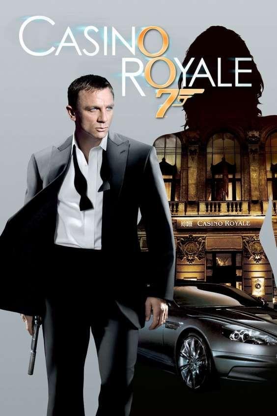Casino Royale Peliculas De James Bond 007 Casino Royale Casino Royale