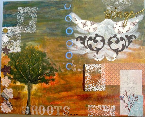 Dia Linn: Inspired Life  Arts and crafts blog