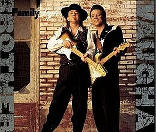 """Released on September 25, 1990, """"Family Style"""" is an album by Jimmie Vaughan and Stevie Ray Vaughan a.k.a. the Vaughan Brothers and produced by Nile Rodgers. TODAY in LA COLLECTION on RVJ >> http://go.rvj.pm/4dz"""