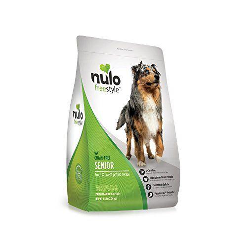 Nulo Senior Grain Free Dog Food With Glucosamine And Chondroitin