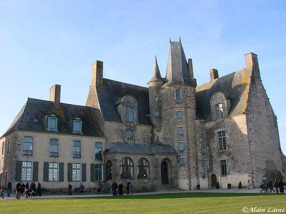 castillo de Vitré - Buscar con Google: