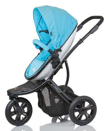 Look at this #zulilyfind! Blue Connec+™ +3 Stroller #zulilyfinds