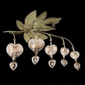 Michael Michaud botanical jewelry