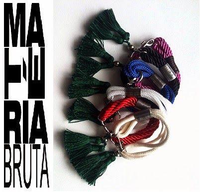 Materia Bruta: MATÉRIA BRUTA DIY JEWELLRY