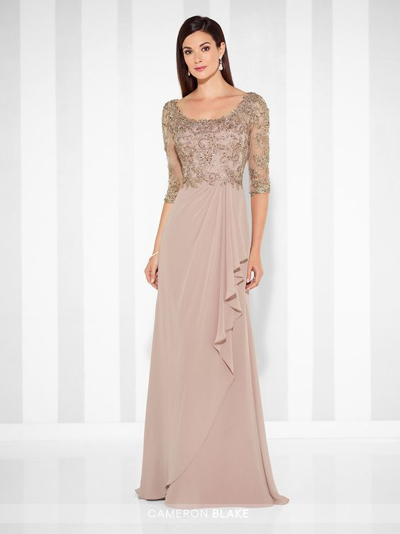 Cameron Blake Mother of the Bride Dresses