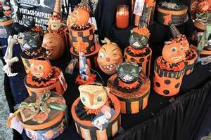Image Search Results for vintage halloween decorations