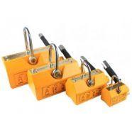 Levantador magnético tem a função de auxiliar no transporte de barras, chapas, ferramentas e outros moldes de aço,  o  equipamento opera sem uso de energia elétrica. Confira mais no link!
