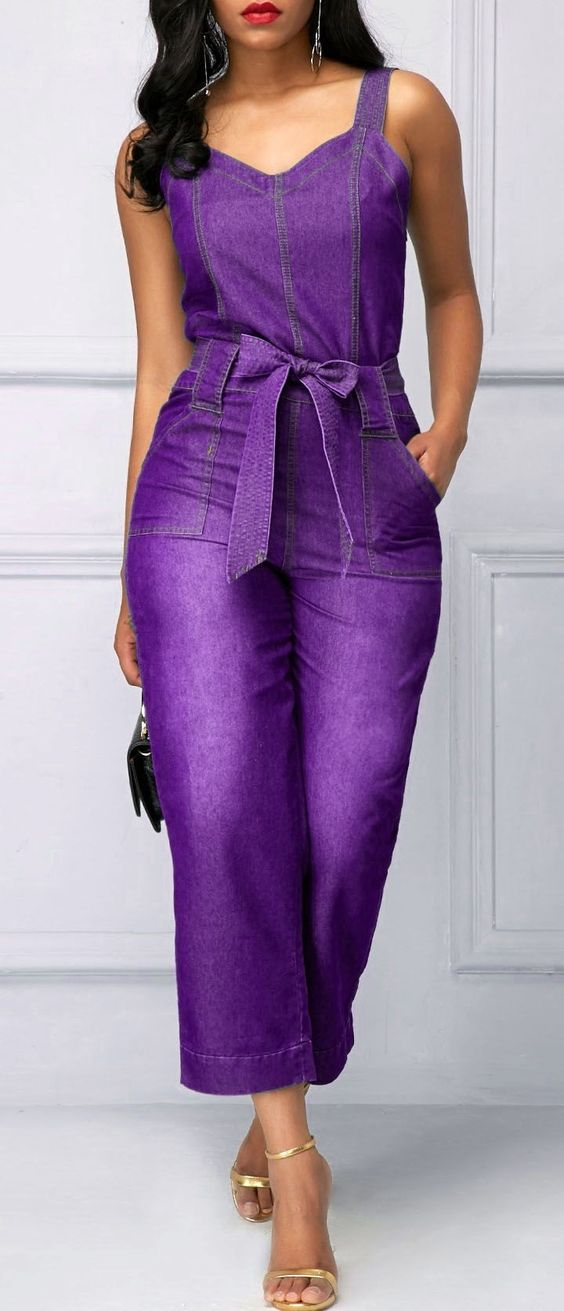 Trendy Purple Clothes